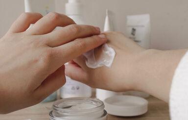 Naturalna pielęgnacja dłoni i stóp