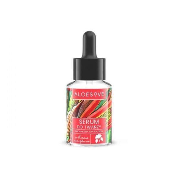 Serum do twarzy Aloesove  (1) - kosmetyki naturalne