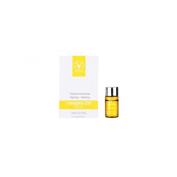 Ampułka z koenzymem Q10 - Coenzyme Q10 (1) - kosmetyki naturalne