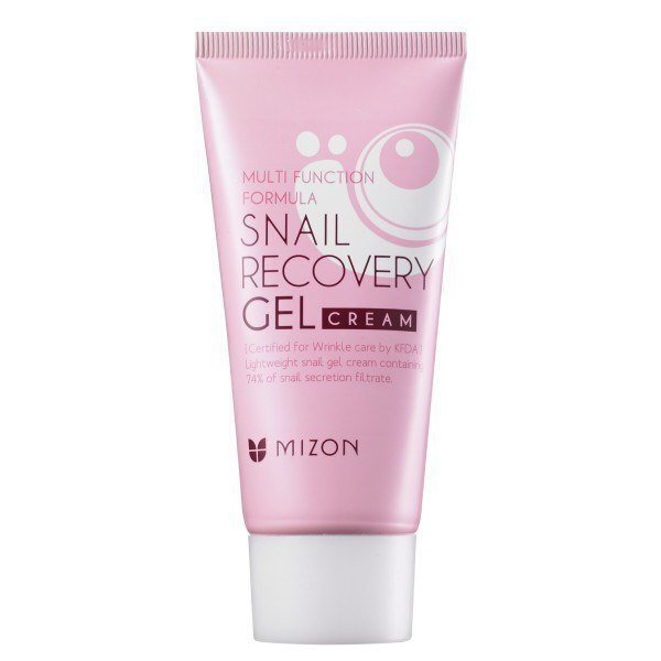 Snail Recovery Gel Cream - Żel-krem do twarzy ze śluzem ślimaka (1)