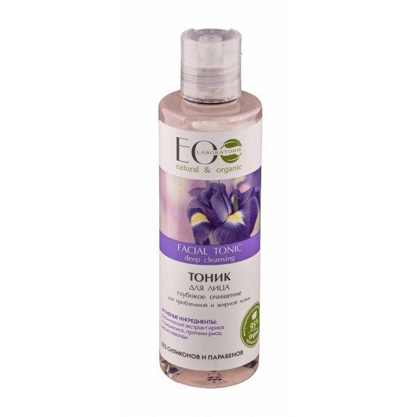 Tonik do twarzy oczyszczający dla cery tłustej i problematycznej (1) - kosmetyki naturalne