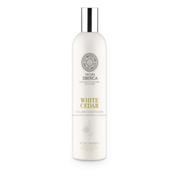 Balsam do włosów zwiększający objętość - Biały Cedr (1)
