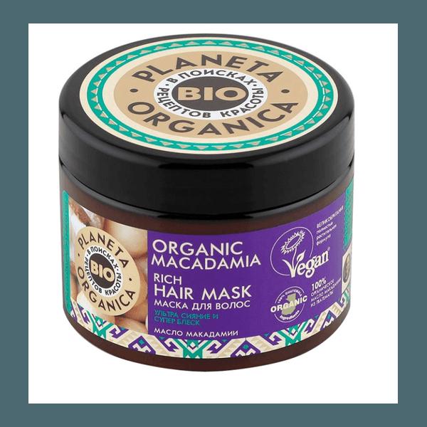 Organic Macadamia - Maska do włosów (1)