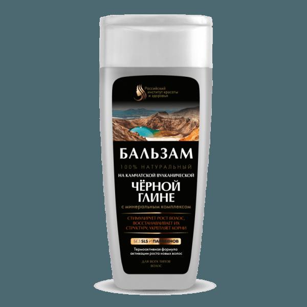 Balsam z czarną glinką i kompleksem minerałów dla wszystkich typów włosów (1)