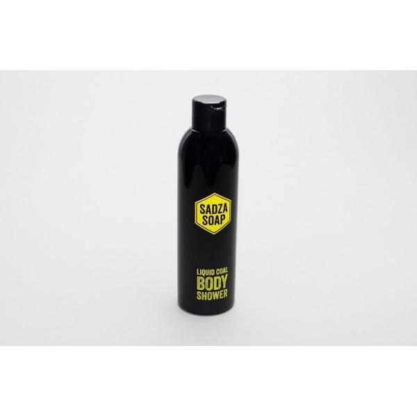 Żel pod prysznic z węglem aktywnym (1) - kosmetyki naturalne