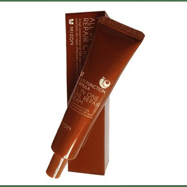 All In One Snail Repair Cream - Wielofunkcyjny krem ze śluzem ślimaka  35 ml (1) - kosmetyki naturalne