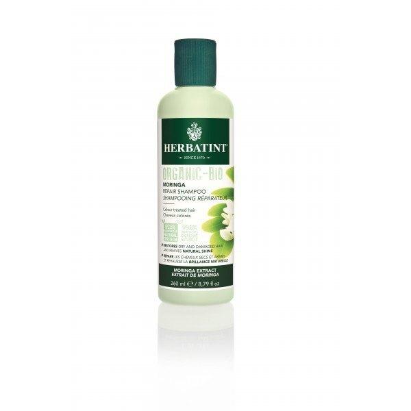 BIO Organic Moringa - Szampon naprawczy (1)