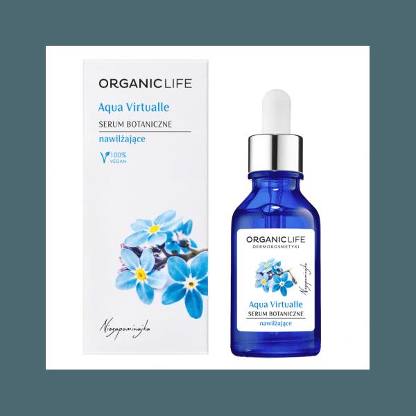 Serum botaniczne nawilżające (1) - kosmetyki naturalne