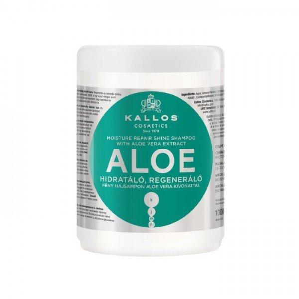 Aloe - Maska do włosów aloesowa regeneracyjno - nawilżająca (1)