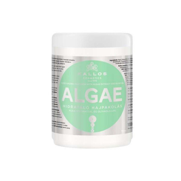 Algae - Maska do włosów nawilżająca z algami (1)