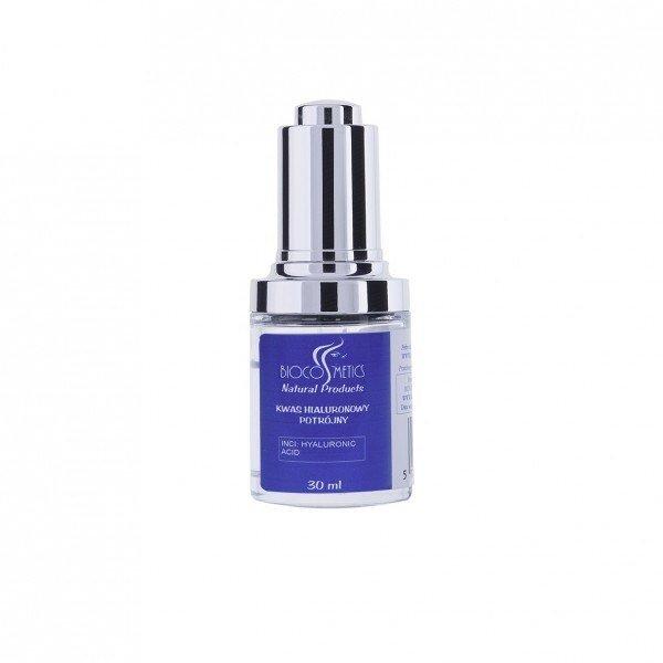 Kwas hialuronowy potrójny - Exclusive Biocosmetics (1) - kosmetyki naturalne