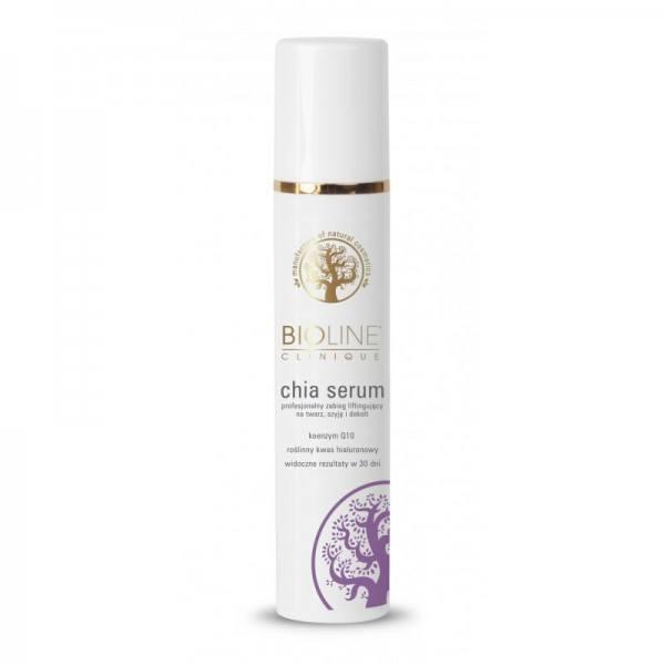 Serum liftingujące chia na twarz szyję i dekolt (1) - kosmetyki naturalne