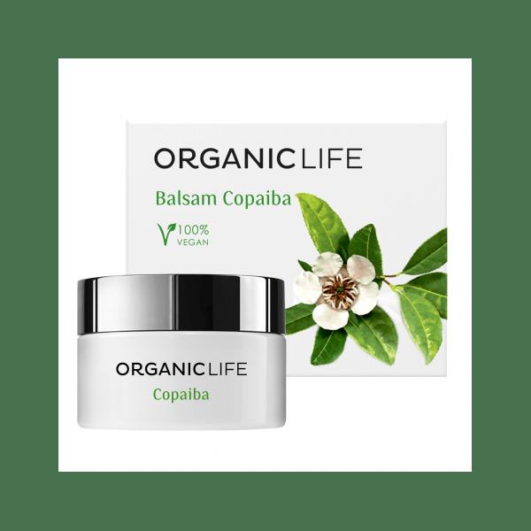 Fitoregulator Balsam Copaiba - skóra atopowa, łuszczycowa (1) - kosmetyki naturalne