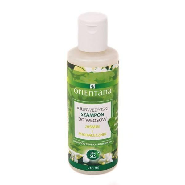 Ajurwedyjski szampon - Jaśmin i migdałecznik Orientana (1)