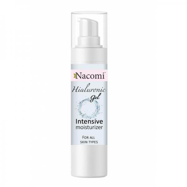 Hialuronowe serum żelowe do twarzy (1) - kosmetyki naturalne